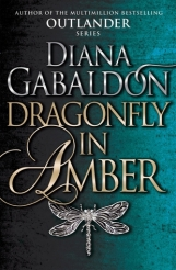 Dragonfly in Amber di Diana Galbadon