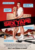 Sex Tape - Finiti in rete di Jake Kasdan