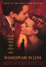 Shakespeare in Love (1998) ⭐️⭐️⭐️1/2