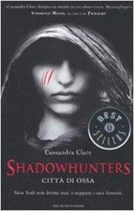 Shadowhunters – Città di ossa di Cassandra Clare ⭐️⭐️