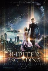 Jupiter Ascending di Lana e Andy Wachowski ⭐️⭐️1/2