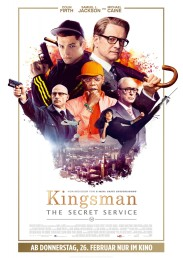Kingsman: The Secret service di Matthew Vaughn ⭐️⭐️⭐️⭐️