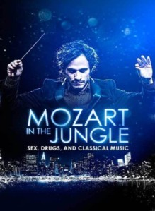 Mozart in the jungle di Roman Coppola, Jason Schwartzman, Alex Timbers