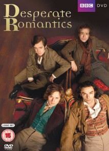 desperate romantics BBC DVD