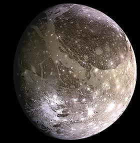 Ganimede – Terza luna di Giove
