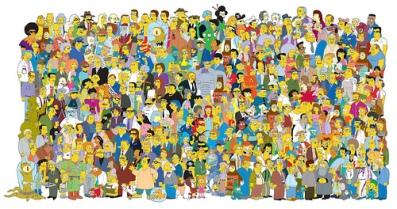 Gli abitanti di Springfield