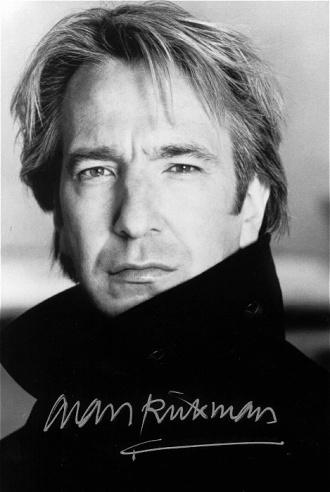 Alan Rickman 1946 – 2016