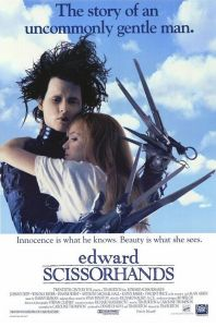 EdwardScissorhandsPoster