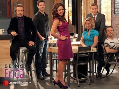 Da sinistra: Dottor Tom, Adam, Erica, Julianne, Josh e Kai