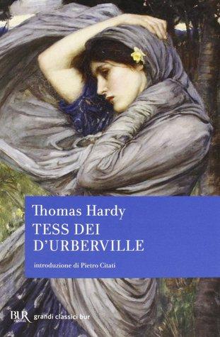 Tess dei d'Ubervilles di Thomas Hardy SuperBUR Classici (449 pagine), edito da Rizzoli (2001)